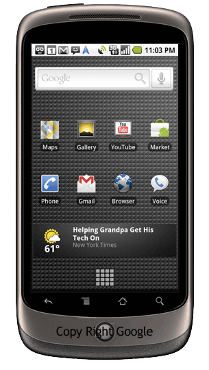 Nexus One By Google India